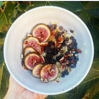 Miam aux fruits : le petit déjeuner vegan, sain et sans gluten